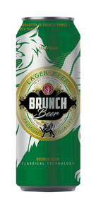 Бира Brunch Lager 0.500мл кен